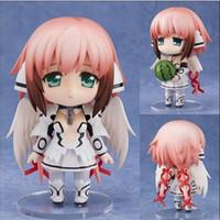 """Wholesale Nendoroid Naruto - Anime Doll Nendoroid Sora no otoshimono Ikaros Action Figure Model Toy 4"""" 10cm"""