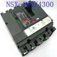 Wholesale Molded Case Circuit Breakers - NSX Series NSX-160 4300 MCCB 125A 140A 160A molded case circuit breaker NSX-160 Moulded Case Circuit Breaker