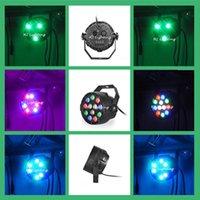 Wholesale Led Par 3w Price - Free Shipping 10pcs lot Low Price 12*3W RGBW LED Par Light Mini LED Par Light AC110-240V,50Hz 60Hz