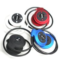 mini hifi para iphone 5s al por mayor-Mini503 Sport Bluetooth Altavoz Auriculares inalámbricos mini-503 Hifi Reproductor de música para iPhone 6 Plus S6 edge S5 S4 s3 Nota 4 5S