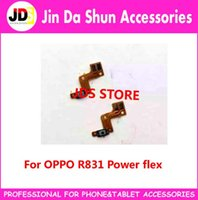 Wholesale China Wholesale Flex Cables - For OPPO R831 Power Switch On Off Key Button Flex Cable Compatible for many China Brand Phone