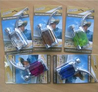 Wholesale Water Filter Packing - Wholesale Mini Tobacco Cigarette Smoking Pipes Water Filter 5 Colors Randomly Brand New In Retail Packing