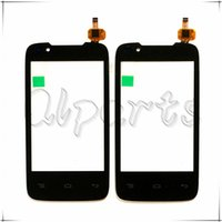 Wholesale Micromax Touch Phones - Wholesale- Top Quality Mobile Phone Touchscreen For Micromax A28 Touch Screen Digitizer Touch Screen Panel Sensor Front Glass Replacement