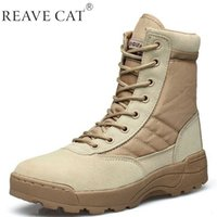 Wholesale Delta Wedges - Delta Tactical Boots Military Desert SWAT American Combat Boots Outdoor Shoes Breathable Wearable Boots Hiking EUR size 39-45
