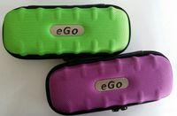 Wholesale Evod Boxed Kits Free Shipping - Electronic cigarette ego zipper case e cigarette pouch bag e cig box for ce4 ce5 mt3 atomizer evod battery ego cigarette kit free shipping