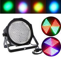 Professional 7 canaux DMX512 127 RGB Effet LED Disco DJ Party Voir Stage Lighting AC90-240V US Plug