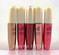Wholesale Elegant Lipsticks - Wholesale-3pcs ELF Smoothing Lip Gloss Easy To Wear Moisturizing Liquid Lipsticks Elegant Woman Cosmetics Gloss Hot Sale Makeup Tools