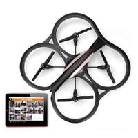 Wholesale Ar Drone Propellers - GoolRC Carbon Fiber CW CCW Propeller Black for Parrot AR Drone 1.0 & 2.0 Quadcopter Parts