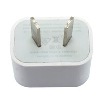 Wholesale iphone australia online – 1pcs Australia Plug AC Power Wall Adapter Travel Adapter USB Ports V A Fast Charger For iPhone iPad Samsung HuaWei HTC Free Epacket