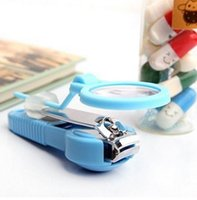Wholesale Wholesale Baby Nail Clippers - Baby kids Clip The World'S Most Magnifying Nail Clipper Advanced Nail Clipper