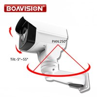 Wholesale Optical Rotation - New Model 1 3'322 Sensor+2431H 2.0 Megapixel 10x Optical Zoom Pan Tilt Rotation IR 80m Security HD 1080p Mini PTZ HD CVI Camera Outdoor
