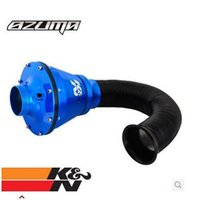 Wholesale Cold Air Intake Systems - Free Shipping: K&N APOLLO Cold Air Intake System   Four Colors top sale new brand free shipping