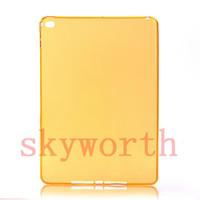 ingrosso ipad protettore posteriore-Custodia rigida trasparente in TPU per iPad mini ipad mini 1 2 3 4 ipad mini4