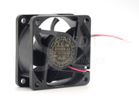 Wholesale 12v 2wire fan for sale - Group buy D60SH Yate Loon mm DC V A Wire Cooling Fan