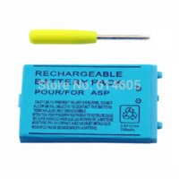 Wholesale Nintendo Tool - 700mAh Rechargeable Lithium-ion Battery + Tool Pack Kit for Nintendo GBA SP kit fairing battery fairy