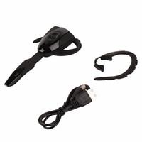 pc için bluetooth kulaklıklar toptan satış-Oyun Kulaklıklar Bluetooth Kulaklık Kablosuz Şarj Edilebilir Handsfree PS3 PC Cep Telefonu Için Spor Uzun Bekleme Kulaklıklar
