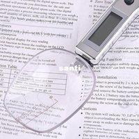 cucharas de pesaje al por mayor-Nuevo llega balanza electrónica electrónica de cuchara 300 / 0.1g balanza de cocina balanza