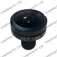 "Wholesale Cctv Eye - HD Panorama 1.8mm 3.0 Megaixel 1 2.7"" Wide Angle 180 Degree Fish eye Lens for HD IP CCTV Camera"