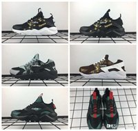 Wholesale Custom Designer Shoes - 2017 Huaraches Running Shoes For Men & Women, High Quality Air Huarache Famous Brand huraches Custom Designer Sport Sneakers Size 36-46