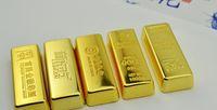 Wholesale Gold Bar Flash Memory - 55pcs DHL ship Gold bar 64GB 128GB 256GB USB Flash Drive in metal Pen Drive USB Memory Stick Pendrive thumb drive