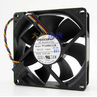Wholesale 12v Fan Control - Original Foxconn PVA080G12R 12V 0.80A 8020 4-wire PWM fan speed control