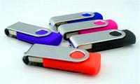 capacidade de flash usb 128gb de memória venda por atacado-100% Real capacidade original 2 GB 4 GB 8 GB 16 GB 32 GB 64 GB 128 GB 256 GB USB 2.0 de Memória Flash Pen Drive Sticks Drives Pendrives Thumbdrives