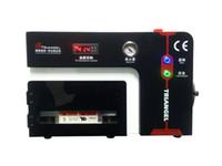Wholesale universal laminator - All in One Vacuum OCA Laminating Machine Mobile Phone LCD Screen Repair Laminator with Debubbler Vacuum Pump Air Compressor