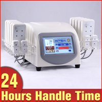Wholesale Cellulite Reduce Slimming Machine - Best Price Fat Reduce System Diode Laser 5mw Lipo Laser Cellulite Removal Body Shape Slimming Machine