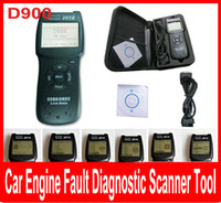 Wholesale Cheap Obd2 Scanner - Cheap High Quality Any Car Engine Fault Diagnostic Scanner Tool OBD OBD2 OBDII Code Reader CAN D900 18800