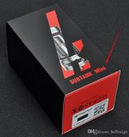 Wholesale Electronic Cigarette Kanger - Kanger Subtank mini atomizer 4.5ml kangertech vaporizer electronic cigarettes e cigs vapor kit for KBOX istick