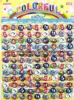 Wholesale Doraemon Backpack - Wholesale Photo Color Novelty Cartoon Backpack Accessories Doraemon Badges Kid Gift Pin Badge 2.5 cm 216 pcs lot Free Shipping