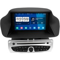 Winca S160 Android 4.4 Système Car DVD GPS Headunit Sat Nav pour Renault Megane III 2009 - 2011 avec 3G Radio Video Recorder