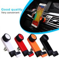 Wholesale Movil S6 - Universal Car Phone Holder Ventilation Air Vent Mount For Iphone 6 Plus Stand Support For Samsung S6 edge S5 GPS Movil Suporte DHL