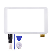 Wholesale touch screen archos for sale - Group buy Inch White Touch Screen for Archos c Platinum Glass Panel Sensor Digitizer Replacement