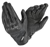 yaz motosiklet deri eldiven toptan satış-Yeni Temel delikli deri eldivenler Kısa Yaz Motosiklet Eldivenleri