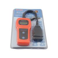 Wholesale Universal Truck Diagnostic Tools - High Quality U480 Universal OBD OBD2 OBDii CAN-BUS LCD Car Truck Diagnostic Scanner Tools Fault Code Readers U480