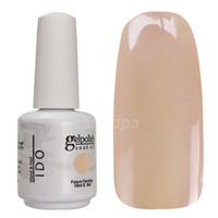 Wholesale Uv Gel Nail Polish Ido - Wholesale-IDO gelpolish 15ml 1849 Hot Sale Color Nail Art Soak off Nail Gel Polish UV Gel