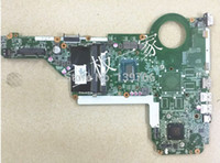 Wholesale intel laptop motherboards cpus resale online - 729843 board for HP pavilion e e series laptop motherboard with intel CPU I3 M and hm76 chipset