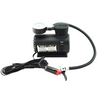 Wholesale Tire Inflator Sale - Hot Sale Portable Mini Electric Air Compressor for car Tire Inflator Pump 12 Volt 300 PSI