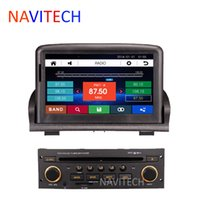 Wholesale Sd Card Player For Tv - Car DVD GPS player for peugeot 307 2006-2012 Bluetooth iPod  Radio stereo RDS CAN-BUS  Free Shipping+Free sd card with map