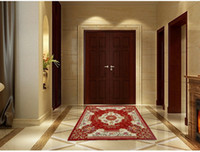 Wholesale Hot Selling Doormat Europe Style Luxury Carpets High Quality Floor Pad Matting Protect Area Rugs