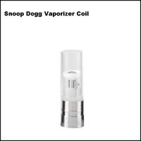 Snoop Dogg Vaporizer Coil Ersatz Herbal Kern Snoop Dogg Spulen passen Snoop Dogg Box Kit Blisterpackung