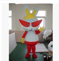 мультфильм очки кролик оптовых-Новый мультфильм костюмы очки кролик талисман костюм необычные платья наряд Бесплатная доставка