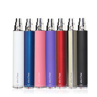 Wholesale Design Ego Batteries - 650 900 1100 mAh eGo-c Twist VV Battery for Electronic Cigarette ego NEW DESIGN E Cigarette Variable Voltage Battery Capacity