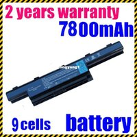 Wholesale Acer 4741 Battery - Durable- 7750g 9 Cells Battery for Acer aspire 4741 7750g 5742 5745g AS10D31 AS10D51 AS10D75 AS10D71 as10d81 5750 as10d75 battery
