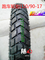 Wholesale Off Road Car Tire - Wholesale-Free shipping authentic off-road motorcycle tires 110-90-17 wear Discounted car counters spot Qianjiang