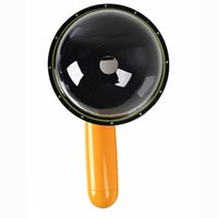 Wholesale House Domes - Diving Underwater Camera Lens Dome Port Lens Housing for Sports Action Camera Underwater Photography