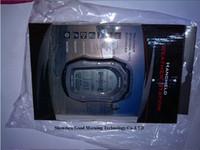 Wholesale Weather Barometers - Wholesale-SPORTSTAR Outdoor Handheld Digital Compass Weather Station Altitude Altimeter Pedometer Barometer Time Promotional Gift