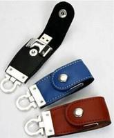Wholesale unique drives - 2018 32GB Featured USB Flash Drive Keychain 2.0 USB Flash Drive Pen Drive Unique Design Stylish