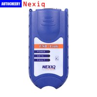 NEXIQ 125032 USB Link Heavy Duty Truck escáner Diesel Truck Interface